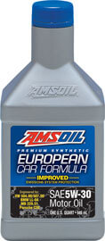 AMSOIL European Car Formula 5W-30 Improved ESP Synthetic Oil