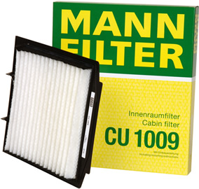 AMSOIL MANN-FILTERS Cabin Air Filters